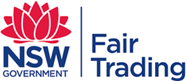 NSW Government - Fair Trading